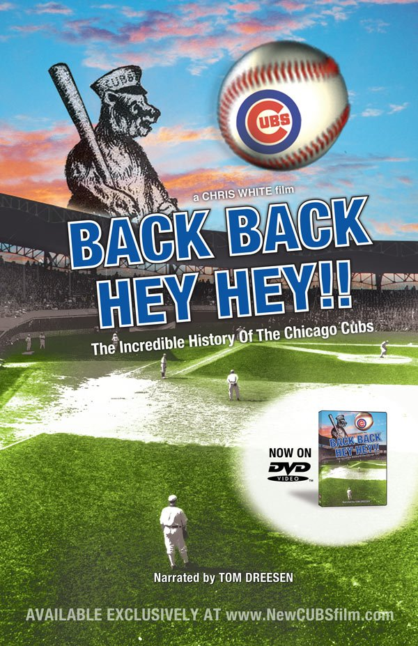 Chicago cubs film movie poster