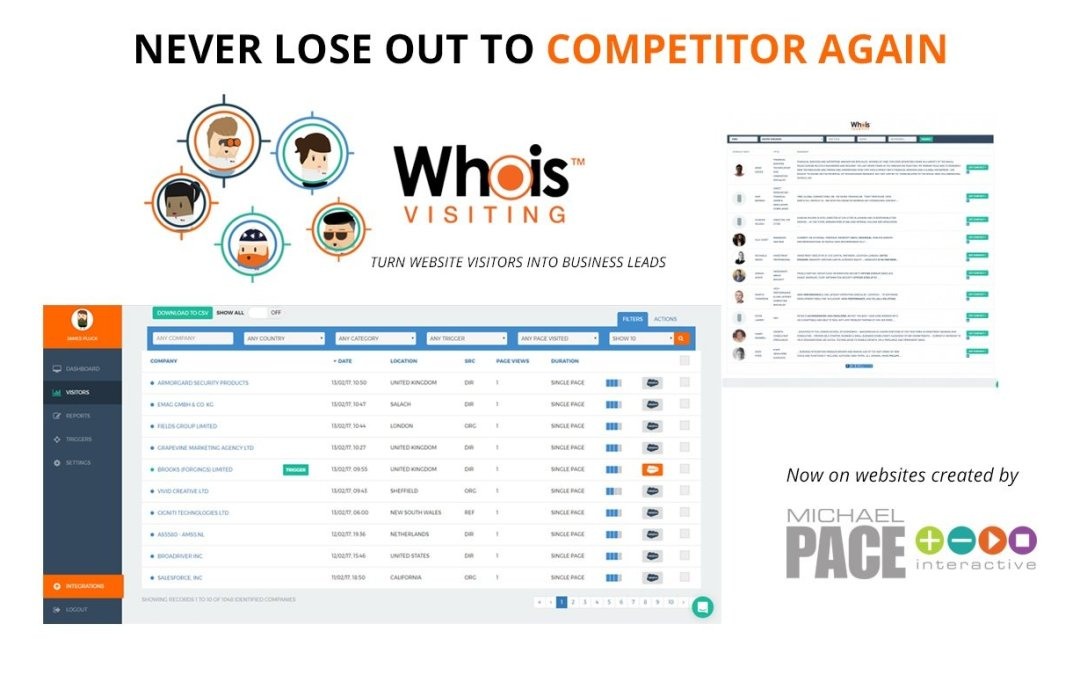 Your Website Visitors Are Business Leads