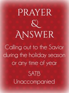 Prayer and Answer Graphic