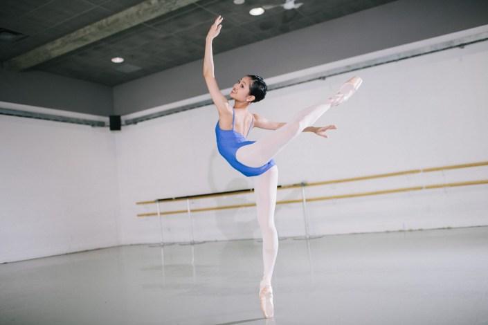 Yoshiko's Ballet Portfolio