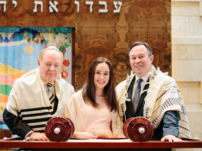 batmizvah photos vancouver