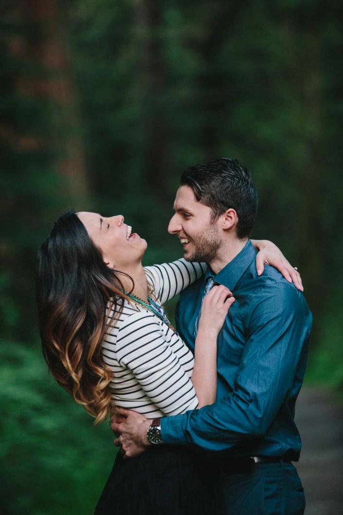 Joel & Caitlin's Surprise Engagement in Stanley Park