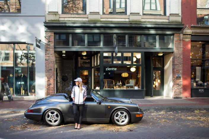 Porsche 911 Speedster – Type 964