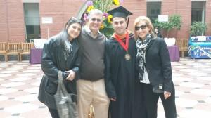 Cornell Graduation, Sinkin,
