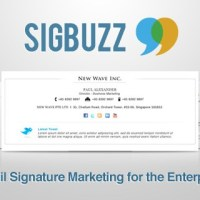 SigBuzz Is The Ultimate Email Signature Tool