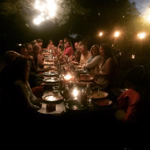 Full Moon Harvest Dinner