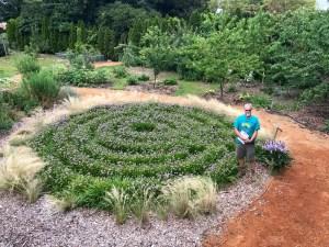 labyrinths, sustainability
