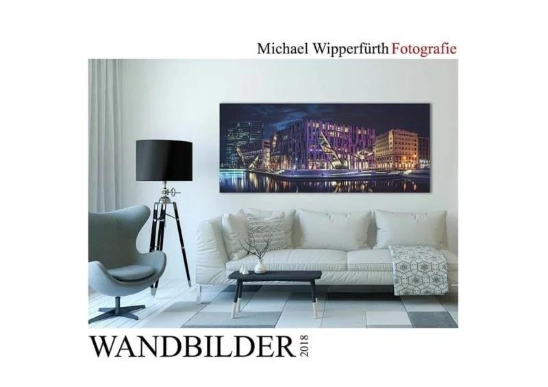 Wandbilder von Michael Wipperfürth Fotografie, Fotograf in Düsseldorf, Kö Bogen, Breuninger,Architektur, Panorama