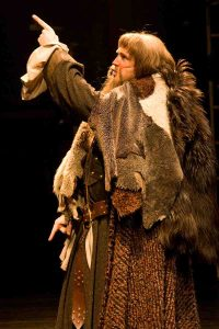 Michael as Father in Spamalot!