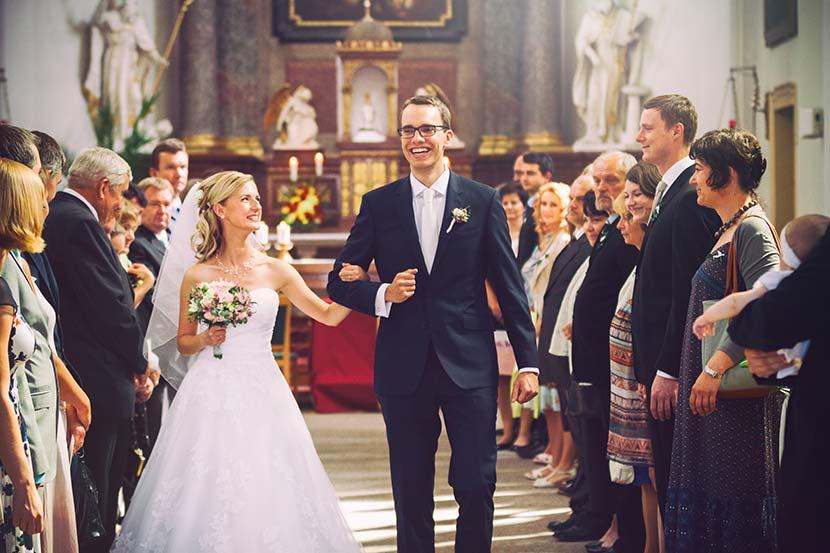 Svatební focení Michala Pavláska