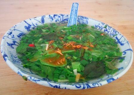 מרק מודולרי / מרק עוף אסייתי