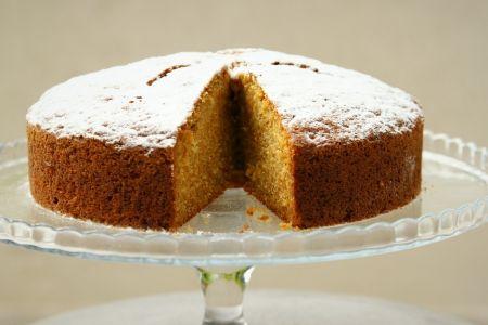 ג'ינג'ית מתוקה / עוגת גזר ודלעת מבושמת