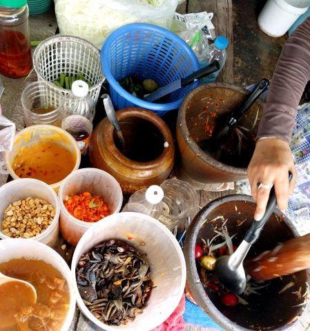 לונה פארק של אוכל / שבוע בבנגקוק