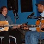 Michel Lelong et Michael Roach