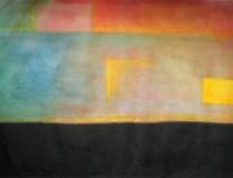 Öl auf Leinwand 1998 © by Raphael Walenta