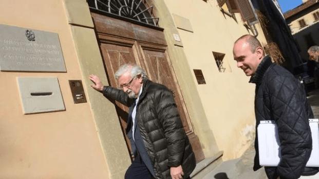 Carte Vasari, Daverio non arriva: perito dei Festari fuori dall'Archivio e parte denuncia