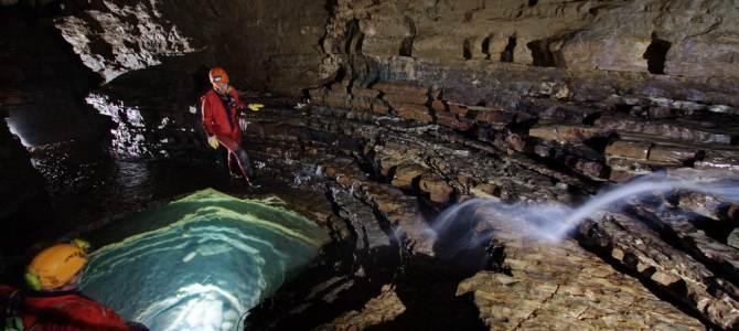 Grotte di Villanova: speleologia in Friuli