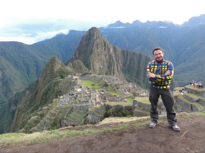 Machu Picchu (Perù - giu. 2011)