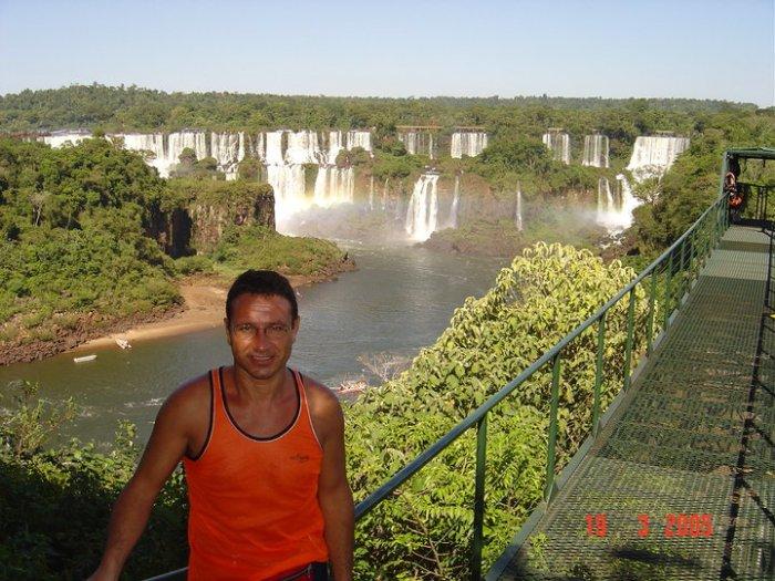 Cascate di Iguaçu (Brasile 2005).