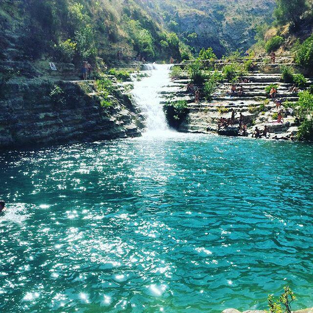 Laghetti di Cavagrande del Cassibile: il Paradiso in Sicilia