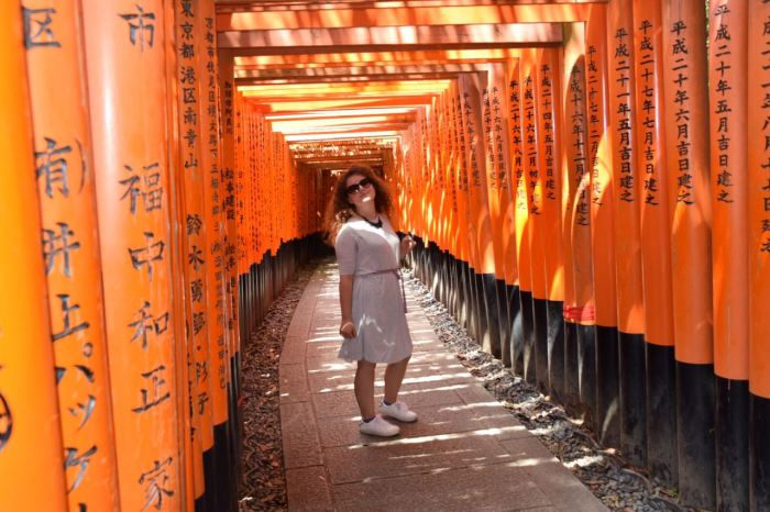 Fushimi Inari, Kyoto © michelarno.it