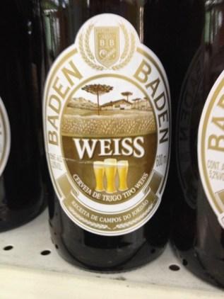Baden Baden Weiss - Brasil