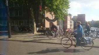 """Bicicletas, """"o"""" meio de transporte"""