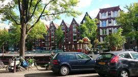 Arquitetura de Amsterdam