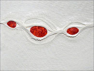 3 taches rouges