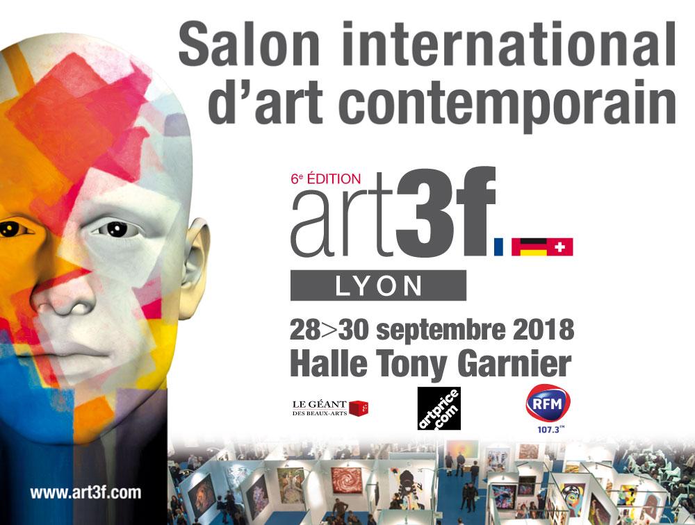 affiche art3F Lyon