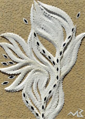 Micro-collages 21x15 cm - 300€