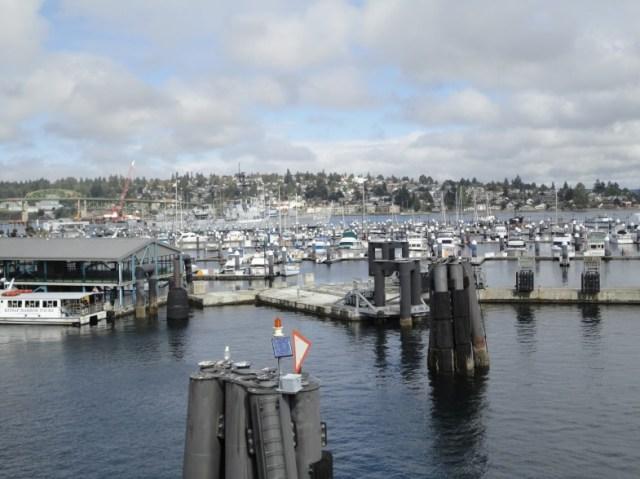 Port Orchard, Washington, Sail boats