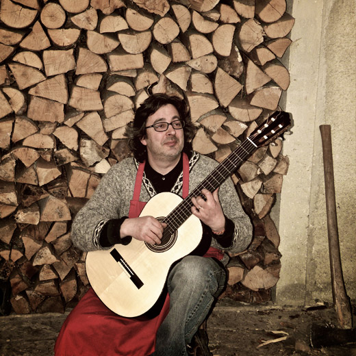 Michele Della Giustina _ Luthier