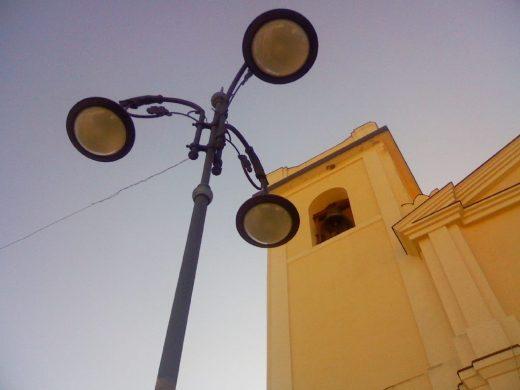 Campanile chiesa San Nicola