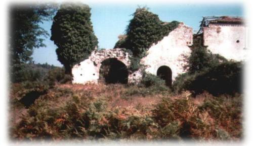 Convento prima del Restauro