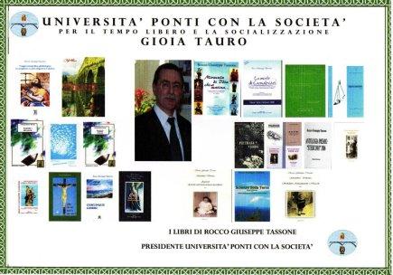 I libri di Rocco Giuseppe Tassone