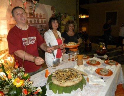 Palio Gastronomia 2011