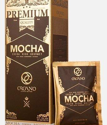Gourmet Caffé Mocha – Mocaccino