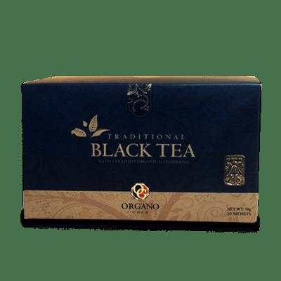 Tè Nero Bio