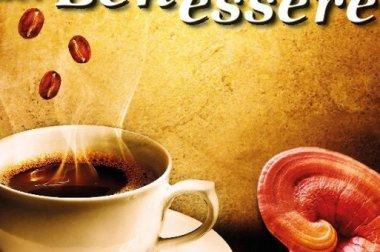 Il Caffè del Benessere con Ganoderma Lucidum 100% Bio