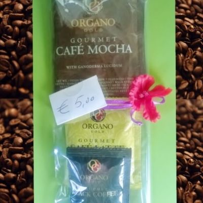 Primo assaggio Mini Sample 3 bustine Caffè del Benessere