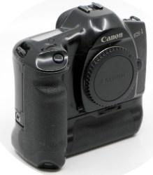 La première version du canon Eos eos 1, combien de professionnels l'ont gardé plus de 10 ans ? - www.michelhugues.com