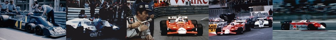 In mémoriam Patrick DEPAILLER - 1976 / 1980 (Tyrrell - Alfa Romeo F1) - Copyright Photo MH - www.michelhugues.com