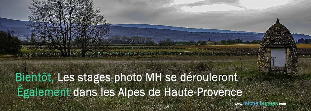 les stages-photo Michel Hugues dans les alpes de haute Provence - www.michelhugues.com
