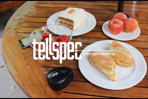 Know Your Food with the Tellspec Scanner