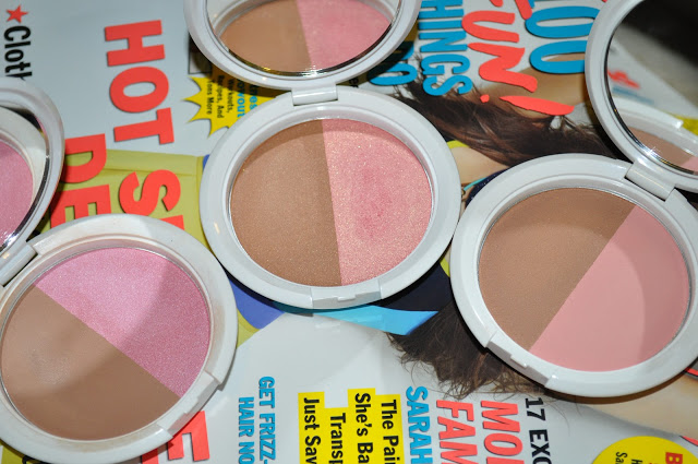 Review: NYX Bronzer & Blusher Combo
