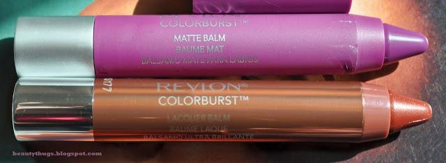 Another Purple?: Revlon ColorBurst Matte Balm & Laquer Balm