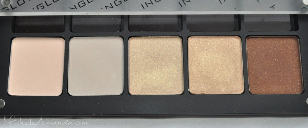 TMS Haul: Inglot Shadows and Lipstick