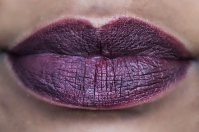 dark berry vampy lip liner