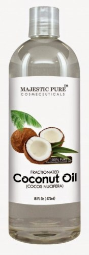 Review: Majestic Pure Fractionated Coconut Oil *sponsored*